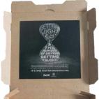 MAC Pizza box campaign