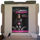 t-mobile sticker pizza box advertising