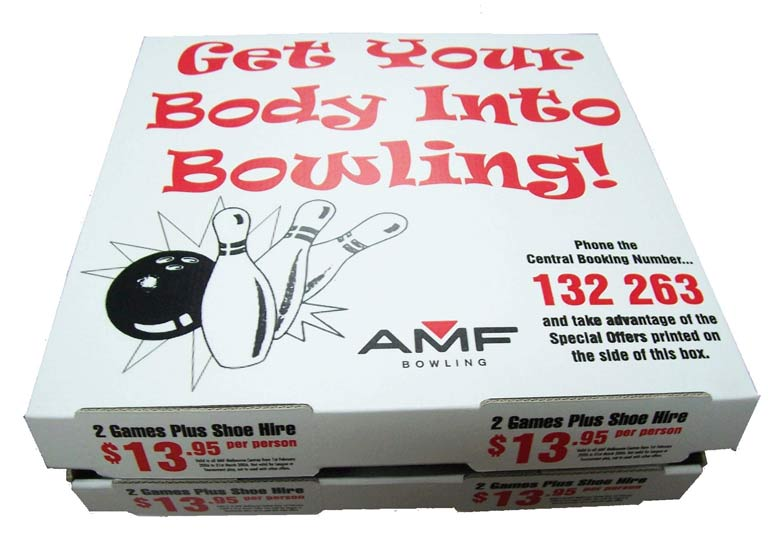 Products - XMG Media Global Specialists In Pizza Box Advertising